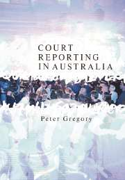 CourtReportinginAustraliacover